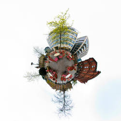Sheffield is my little planet by Captain-Marmote
