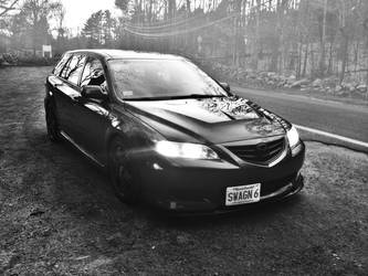 Mazda 6 SWAGN6 by steelwagon6