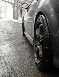 Snowy Stance by steelwagon6