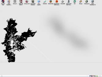 My Current Desktop by Spiranic