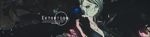 Extortion by aljndrcron