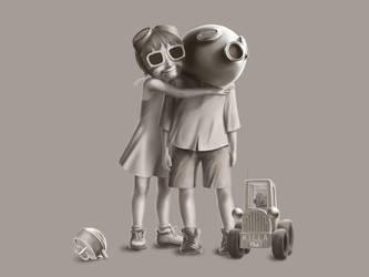 hug by avip