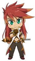 Luke fon fabre by Z-Graves