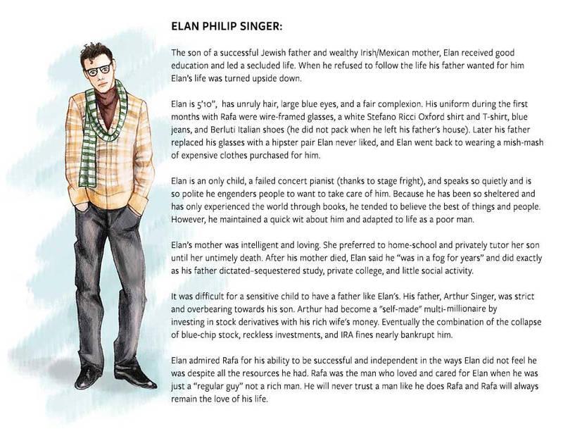 Elan Profile Write-Up by disco-mouse