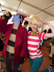 Flapjack Cosplays by greengal14