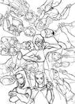 Arena - Ten - WIP Cover by pyrasterran