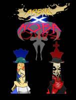 Arena X Koba - Hype by pyrasterran