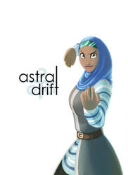 Astral Drift - Promo Material by pyrasterran