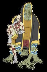 Commission - Nova Kane and Octogoon by pyrasterran