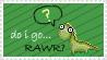do i go RAWR? by FlipFlopFly