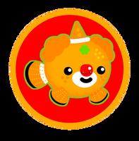 Fruity Cuties : Clementine Clownfish by XxXSickHeartKunXxX