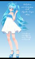 .:Valentine's Day Gift : Angelic Singer Miku DL:. by XxXSickHeartKunXxX