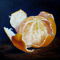 Peeled Tangarine by Lillemut