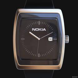 NOKIA wristwatch #1 by 600v