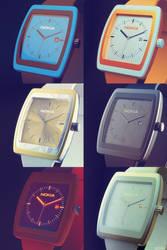 NOKIA wristwatch #3 by 600v