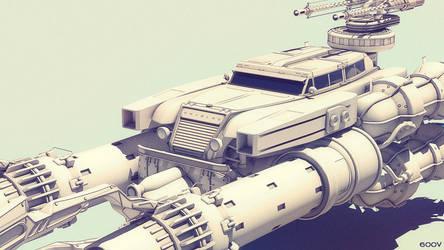 unibloc patrol #8 by 600v