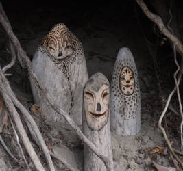 treepeople by StefanThompson