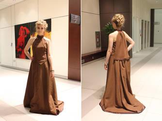 Shower Curtain Dress By FangsAndNeedles On DeviantArt