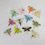 Paper Dragonfly Pins by Kyle-Lefort