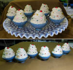 Knitted Ice Cream Pin Cushions by Kyle-Lefort