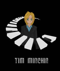 Tim Minchin by mante-marisa