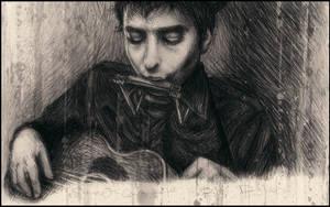 . Mr. Bob Dylan . by dwightyoakamfan