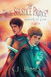 Book Cover Art - SJ Himes' The Solstice Prince by dwightyoakamfan