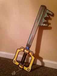 Perler: Kingdom Key by AmayaMarieSuta