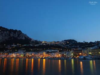 Reflections of Capri by nicoleshen
