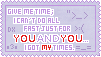 Cannot do all fast ::STAMP:: by ceilingFlowershot