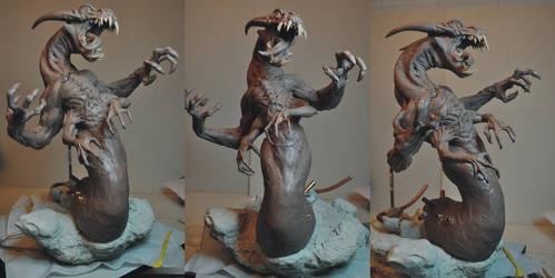 New Creature WIP update 2 by AntWatkins