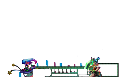 Arcade Riven and Sona Overlay With Webcam 1920x108 by laidbackmarco
