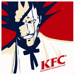 Kenpachi Fried Chicken by frontsideair