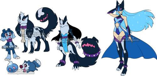 Digimon Sirius Adoptable by Sakuyamon