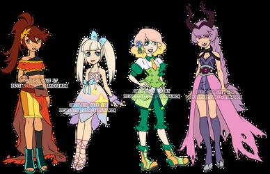 Kingdom Hearts Adoptables 15 by Sakuyamon