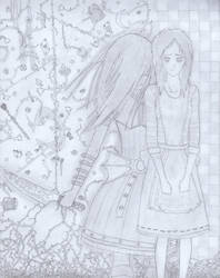 Fanart: Alice ~madness returns~ by TetsuiArikado