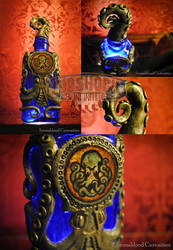 Bioshock Infinite - Undertow Vigor by StormbloodCurio