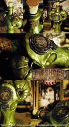 Charge Vigor from BioShock Infinite by StormbloodCurio