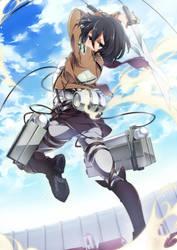 Mikasa by U35
