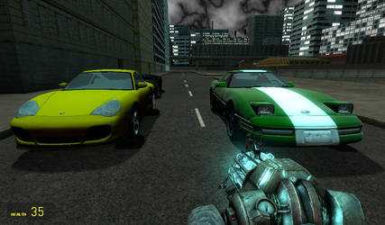 Road And Track Presents The Need For Speed GMod 3 by lemansspyroew