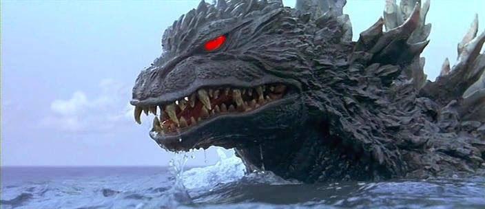 Evil Godzilla concept look by lemansspyroew