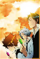 Vongola Family by Akagami707