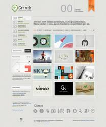 Granth - WordPress Theme by GranthWeb