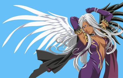 Ah My Goddess Urd by gamera68