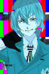 Akechi - Hello Dystopia by NanakiBH