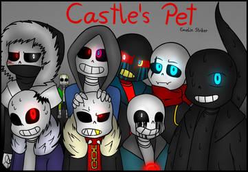 Castle's Pet by GirlGamer121