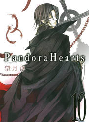 Pandora Hearts Cover 10 by Our-Yesterdays
