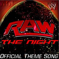 WWE Raw Custom Album Art by HTN4ever