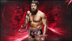 WWE Daniel Bryan Wallpaper Collab With AA by HTN4ever