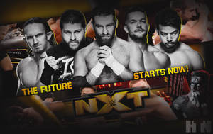 WWE NXT Wallpaper by HTN4ever
